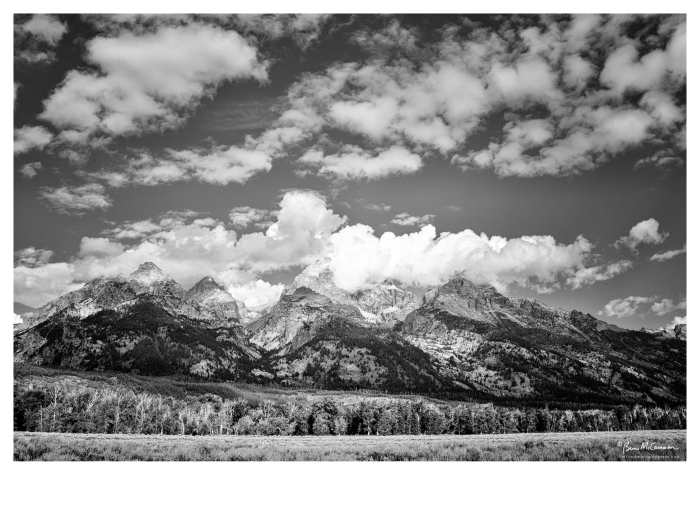 Grand Teton National Park, Gros Ventre Road