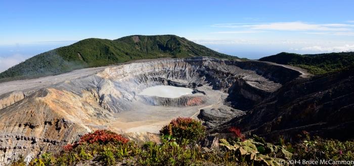 Poas Volcano, Laguna Caliente