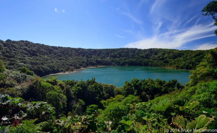 Poas Volcano, Lake Botos